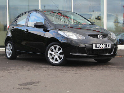 2008 08 MAZDA 2 MAZDA2 1.3 TS2 5dr [AC] - ONE LOCAL OWNER - ONLY 54983 MILES!