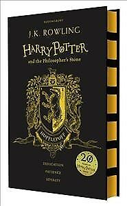 Harry Potter and the Philosopher's Stone : Hufflepuff Edition; Black and Yell...