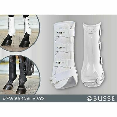 Busse Dressage Pro Cool Ventilated Flexible Tendon Brushing Boots