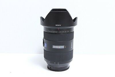 Sony 24-70mm F/2.8 Vario Sonnar T* ZA SSM For Sony Alpha Mount