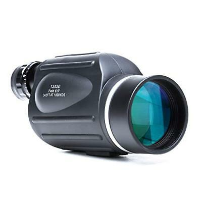 USCAMEL High Power Monocular Telescope for Adults, Compact 13x50 Brightness and