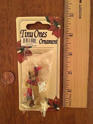 Australian Cattle Dog Ornament Mini Dog Tiny Ones by Conversation Concepts New