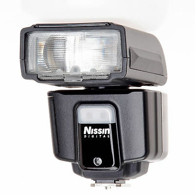 Nissin i40 Flash for Four Thirds 4/3 for Panasonic Olympus ND40-FT