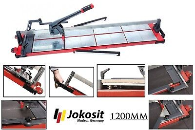 Jokosit Porcelain Tile Cutter 120cm / 1200mm Cut Length LIFETIME WARRANTY GERMAN