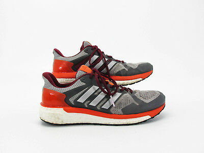 Adidas Supernova ST Boost Men Athletic Running Shoes Size 10M Pre Owned NQ 2df22acc5