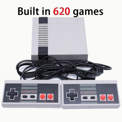 NES Mini Classic Edition Games Console With 620 Nintendo Video Games Gift