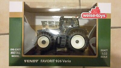 Fendt Favorit 926 Vario Limited Edition 926 pieces 1:32 Agritechnica Weise Toys