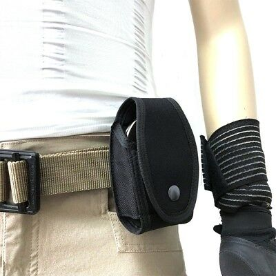 Hunting Bag Tool Key Phone Holder Cuff Holder Simulation Handcuffs Bag