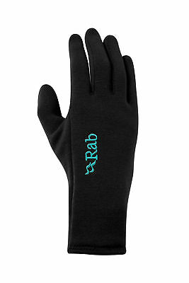 Rab Womens Power Stretch Contact Grip Glove - Phone Friendly & Highly Tactile