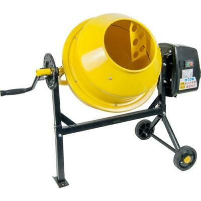 SIP 01600 220W 63L Mini Concrete Mixer 230V  ( Ref 182 )