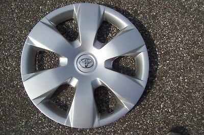 16 Toyota Camry 61137 Hubcap Factory 2007 2011 Toyota Camry Wheel