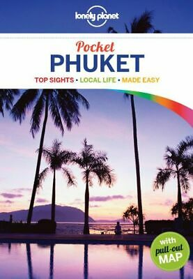 NEW Phuket By Lonely Planet Travel Guide Paperback Free Shipping