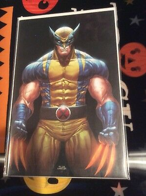 2018 NYCC Return Of Wolverine #1 TYLER KIRKHAM Exclusive Virgin Variant