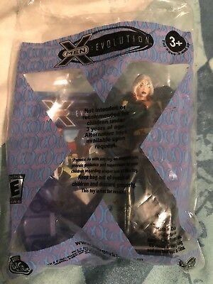 "2001 X-MEN EVOLUTION ""ROGUE"" Figure w/CD ROM Burger King Toy - New"
