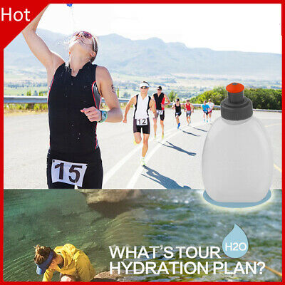 AONIJIE Cycling Outdoor Running Sports Squeezed Portable Soft Water Bottle GW
