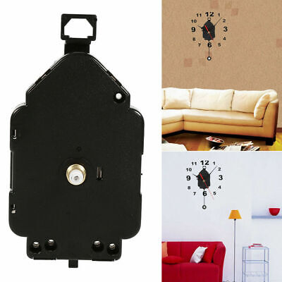 New DIY Quartz Home Wall Clock Movement Pendulum Mechanism Repair Parts Kit GW