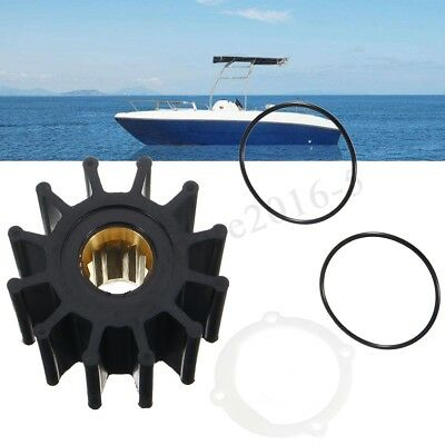 Boat Water Pump Impeller Repair Kit For Johnson 09-812B-1 F6B-9 Sierra 18-3306