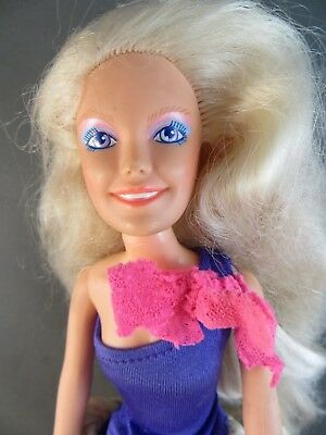 1980's Hasbro Rock'n Curl JEM of the Holograms Original Doll Outfit 4002 #138