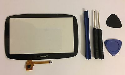 Replacement Touch Screen Digitizer for TomTom Trucker 500 TomTom Trucker 5000 5""