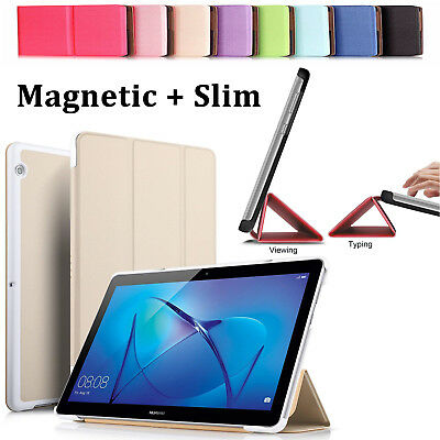 """Ultra Lightweight Slim Smart Cover Case For Huawei MediaPad T3 9.6"""" ( 10 Inch )"""
