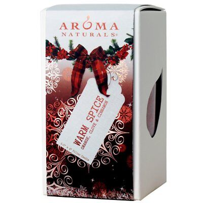 Holiday Candles from Aroma Natural