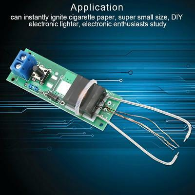 High Voltage Pulse Generator Arc Igniter Coil Module Kit Set DIY Electronic GL