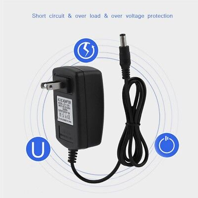 5/15V 1/2A AC/DC Adapter Charger for iHome iPod Station Switching Power Supply