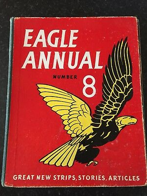 Eagle Annual Number 8, used but good condition