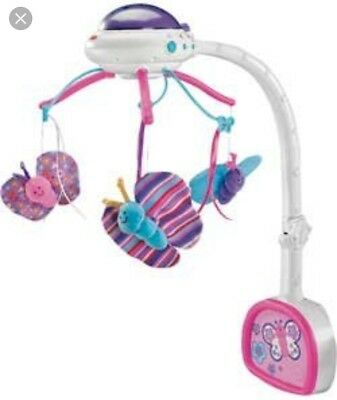 baby cot mobile - fisher price