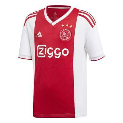 Adidas Ajax Amsterdam Home Junior Kurzärmliges Trikot 2018/2019