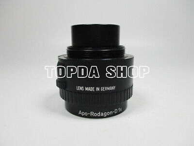 1PC Linos Apo-Rodagon-D 1X 75mm/4 Line scanning camera lens#SS