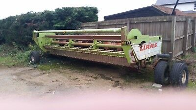 Claas Whole crop Header