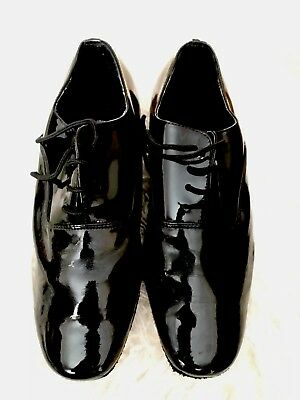 Dance Shoes Ballroom Mens  6.1/2  Pure Class Leather VGC