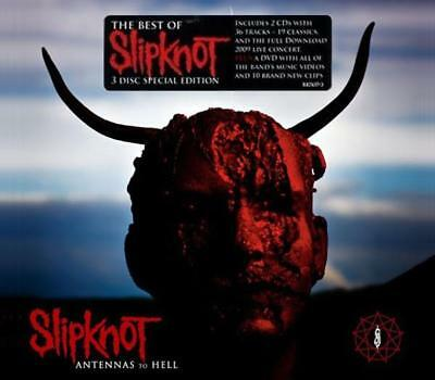 Slipknot – Antennas To Hell 2Cd & Dvd Special Edition (New/sealed)