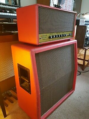 VINTAGE VALVE GUITAR amplifier DUMBLE CLONE OVERDRIVE SPECIAL