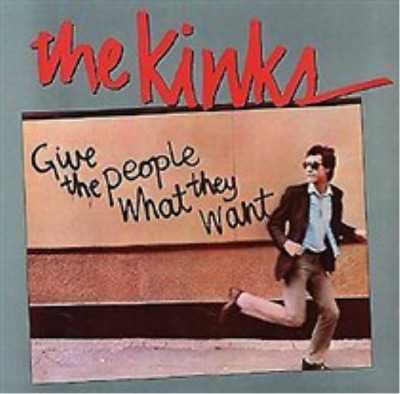 The Kinks-Give the People What They Want (UK IMPORT) CD NEW