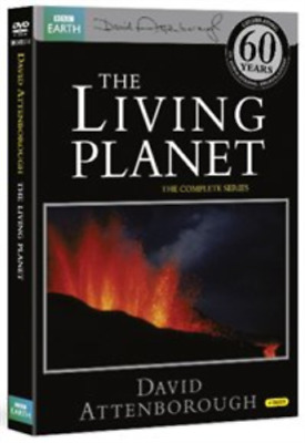David Attenborough: The Living Planet - The Complete Series (UK IMPORT) DVD NEW