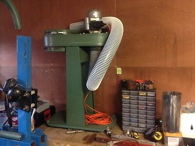 Saw dust extractor/carpentry/saw mill/workshop equipment/plane/joiner.