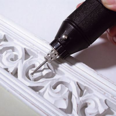 Cordless Rechargeable Type Hobby Rotary Mini Tool Drill + Case + 60 Accessories