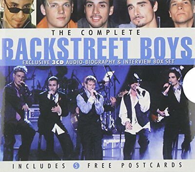 Backstreet Boys - The Complete Backstreet Boys (Interview Disc) [CD]