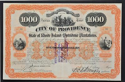 City of Providence, Rhode Island; Sewer Loan