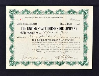 Empire State Horse Shoe Company