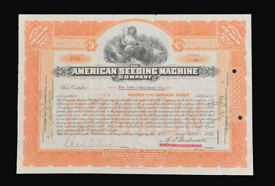 American Seeding Machine Company