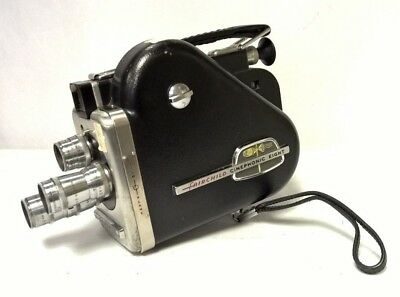 RARE Vintage Fairchild CINEPHONIC Eight Movie Camera | Great Collectible Piece