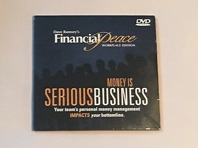 Dave Ramsey Financial Peace University Workplace Edition Introductory DVD ~ NEW