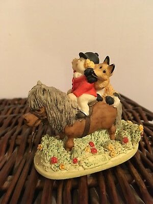 Thelwell Figurine Holla Away