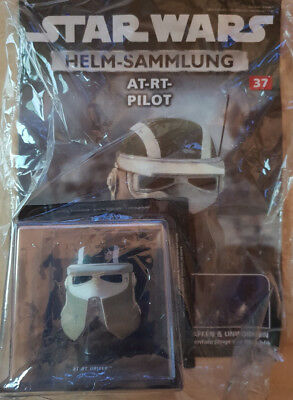 Star Wars Helm Sammlung Nr 37 AT-RT Pilot