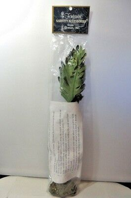 NIB Fontina Nativity Accessories Single Palm Tree #55525