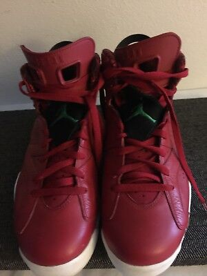 119cbc22cbd NIKE AIR JORDAN VI Retro 6 Spiz'ike 100% Authentic! History Of ...