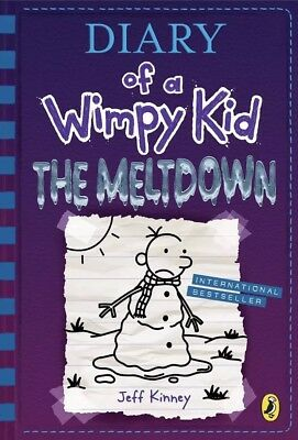 Diary of a Wimpy Kid book 13)The Meltdown 9780241321980 Hard Back